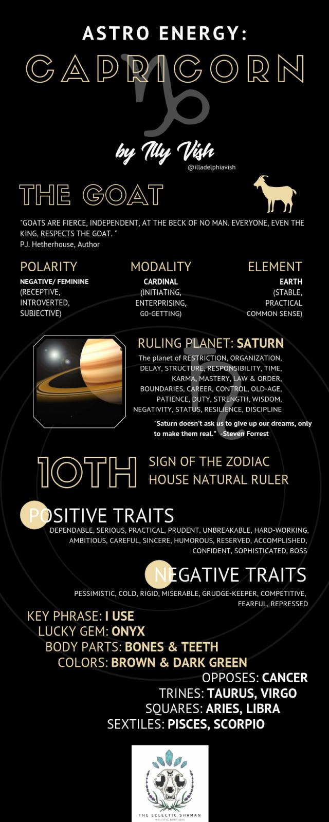 astro energy capricorn
